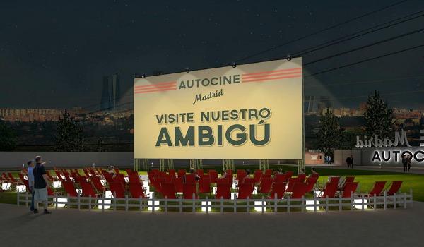 Madrid autocine