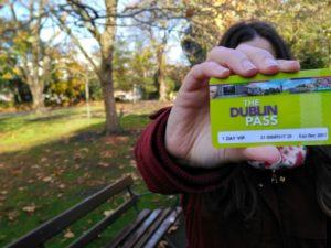 merece la pena dublin pass - con algas en la maleta