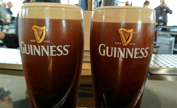 cervezas Dublín - Con Alga en la Maleta