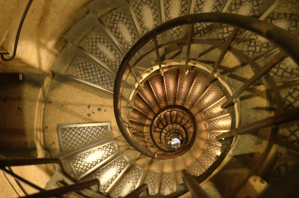 Escaleras París