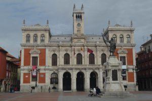 Valladolid Con Algas en la Maleta