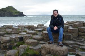 La Calzada del Gigante - Con Algas en la Maleta