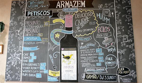Que comer en Oporto - Con Algas en la Maleta