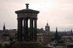 24 horas en Edimburgo
