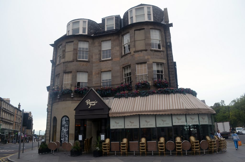 Pubs Edimburgo
