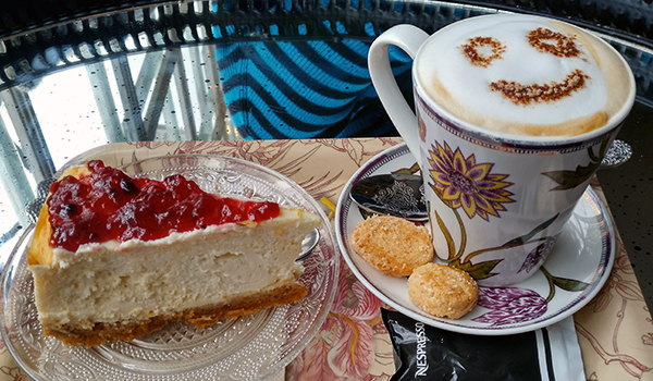 Comer en Chamberí - Cafe des Fleurs