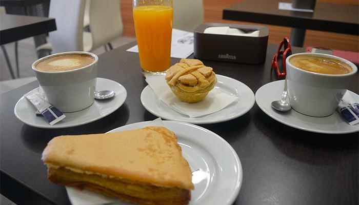 Desayunar en Oporto - Jesuitas