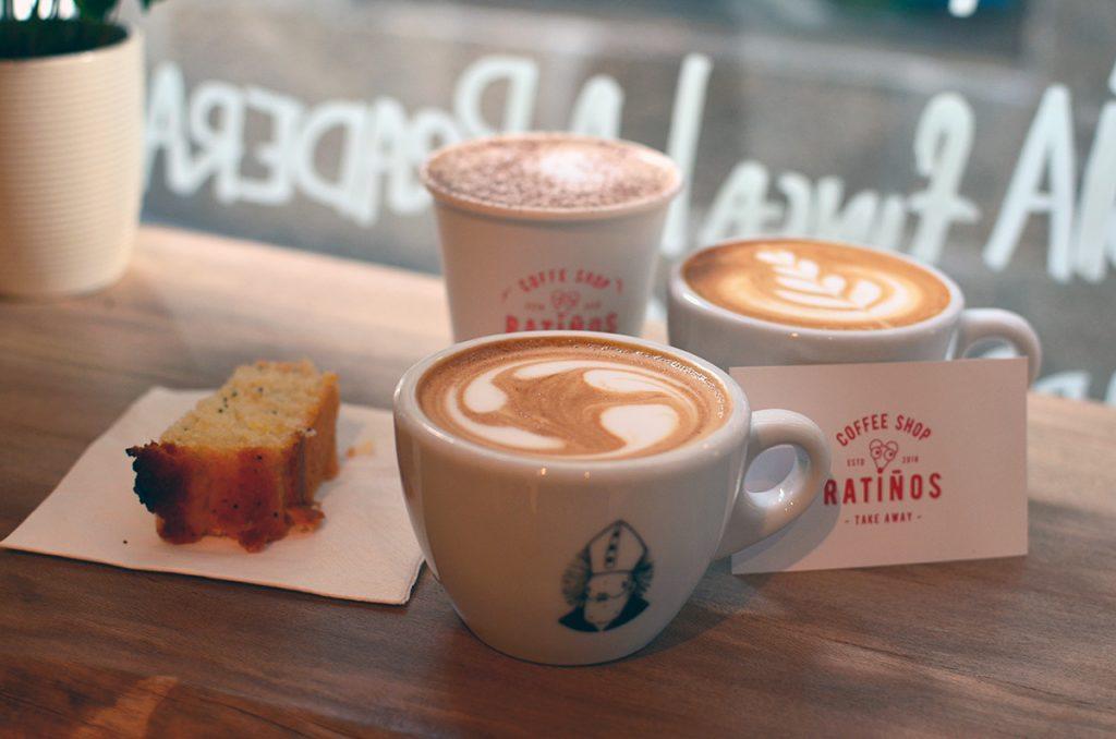 Ratiños Coffee Shop - cafeterías en Santiago de Compostela