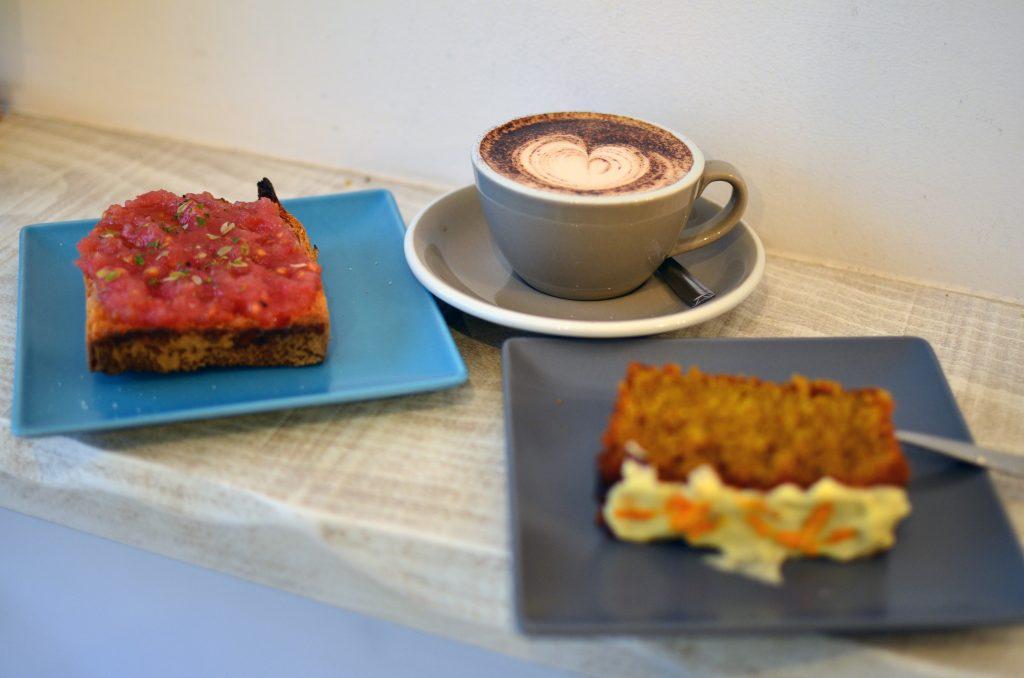 Cadrado Doce - cafeterías en Santiago de Compostela