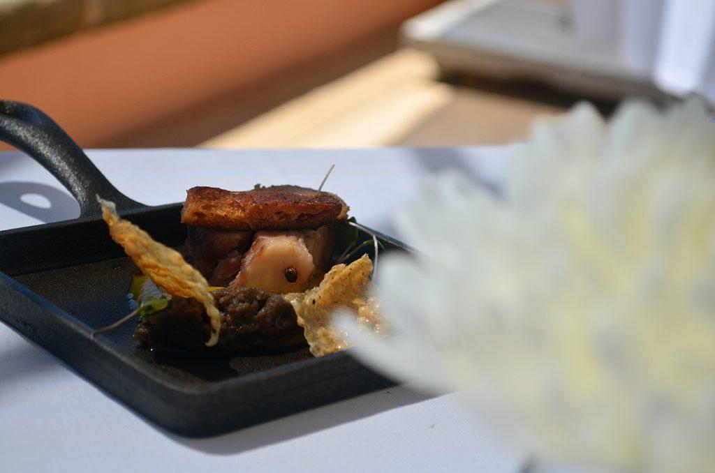 Cochinillo desayuno maricel