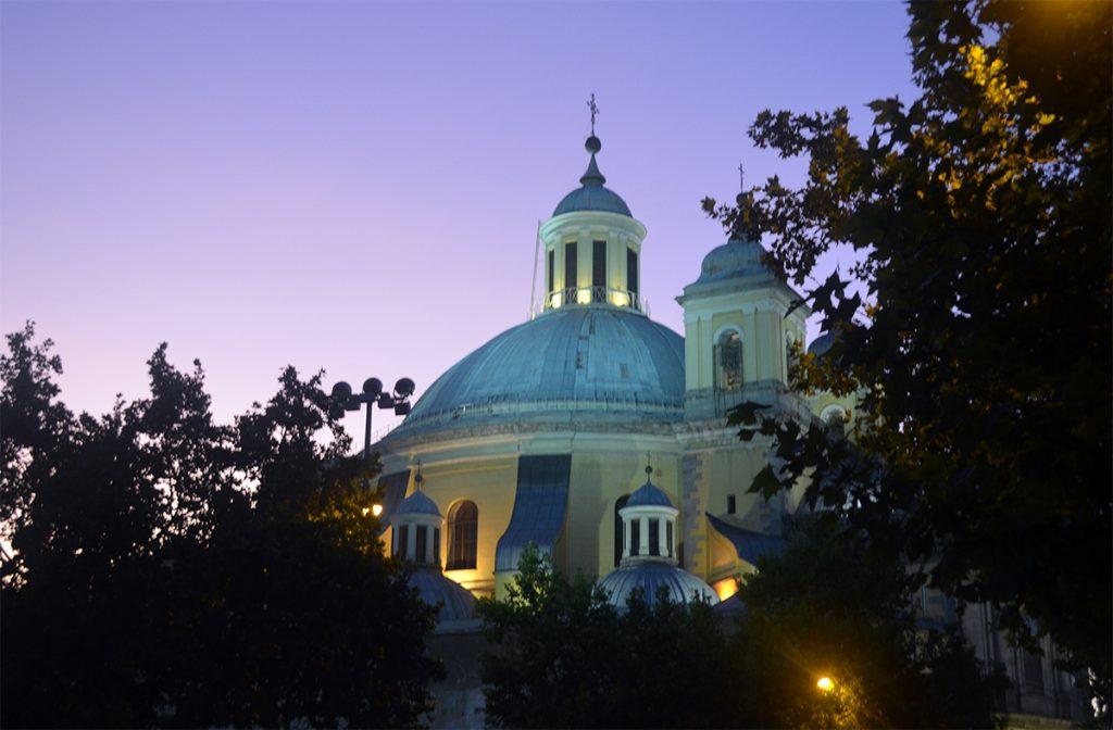 Qué hacer en Madrid - Basílica de San Francisco
