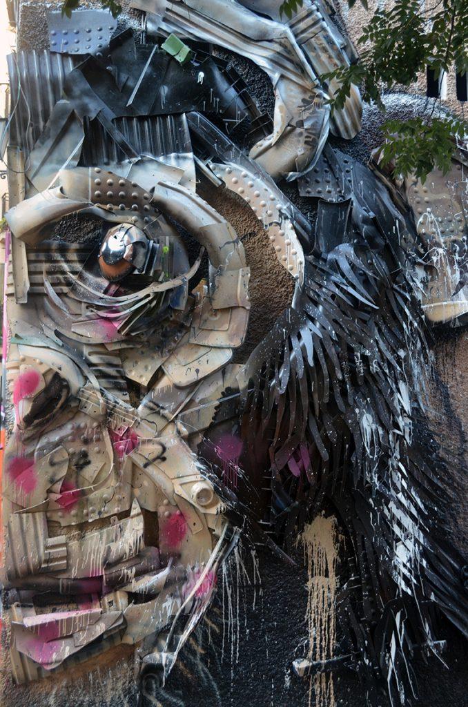Qué hacer en Madrid - Street Art