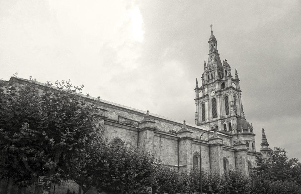 Ruta fotográfica por Bilbao: Basílica de Begoña