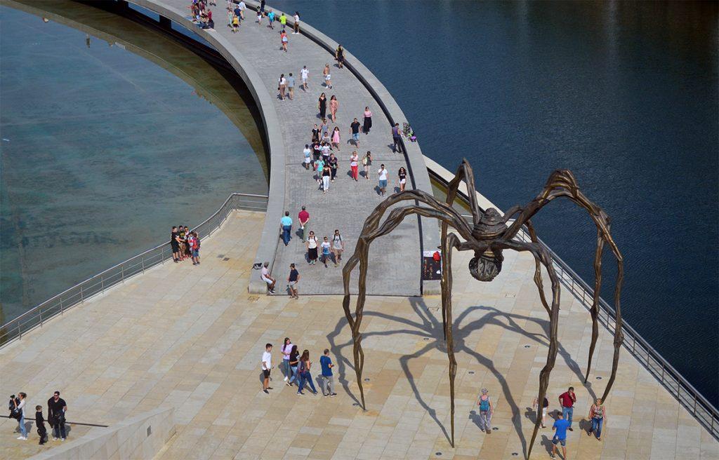Ruta fotográfica por Bilbao Museo Guggenheim