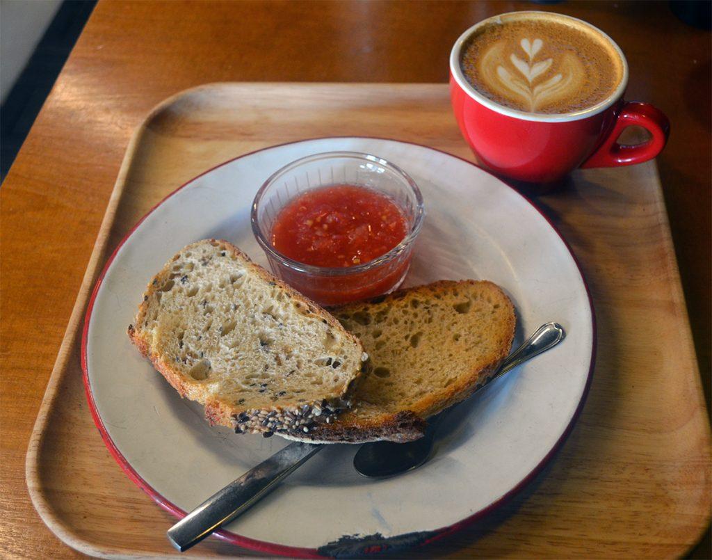 Comer en San Sebastián: The Loaf