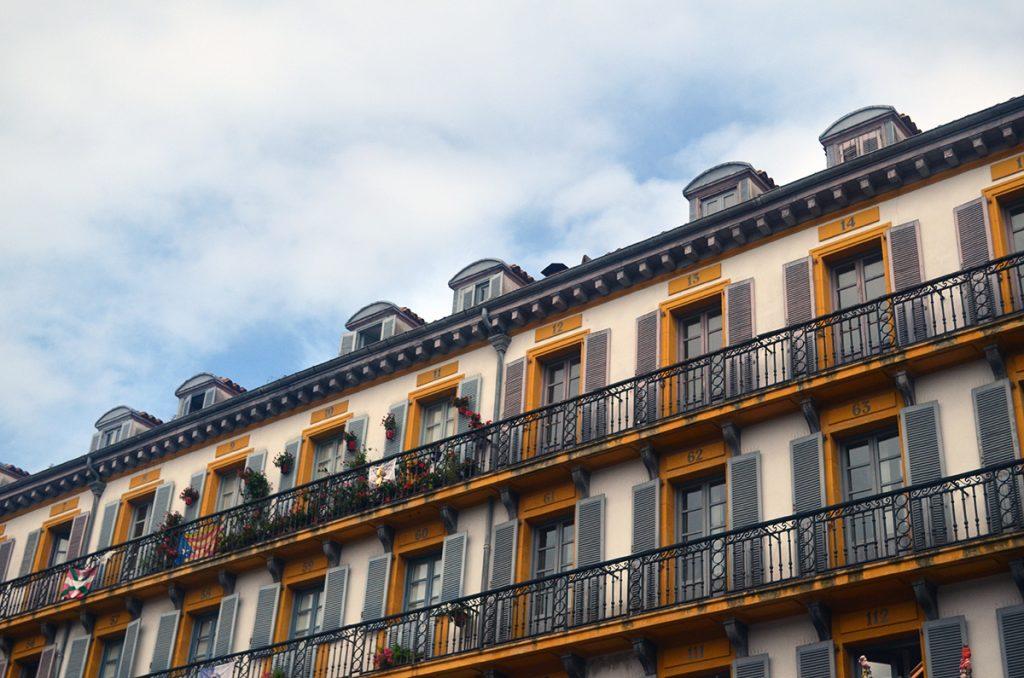 Balcones de la Plaza de la Constitución