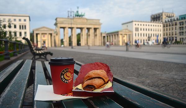 Comer barato en Berlín - Con Algas en la Maleta