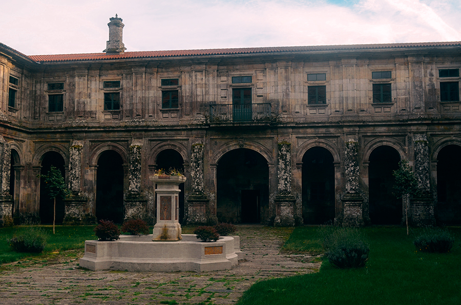 Monasterio de Oseira - Vía de la Plata
