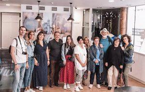 Bloggers y Periodistas Vía de la Plata