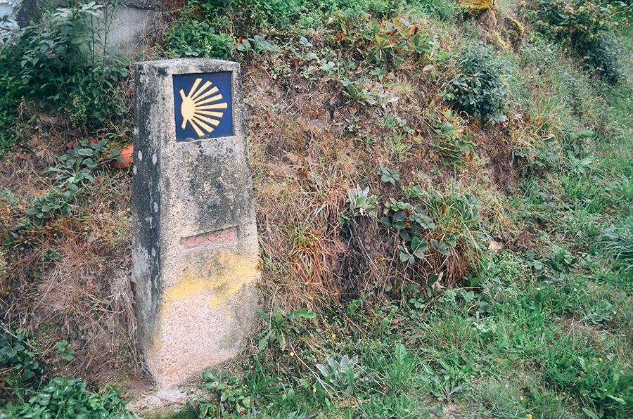 Vía de la Plata en Galicia