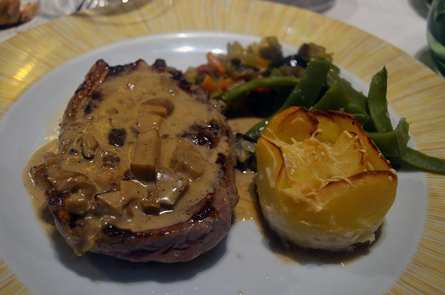 Comer en Ourense: A Taberna