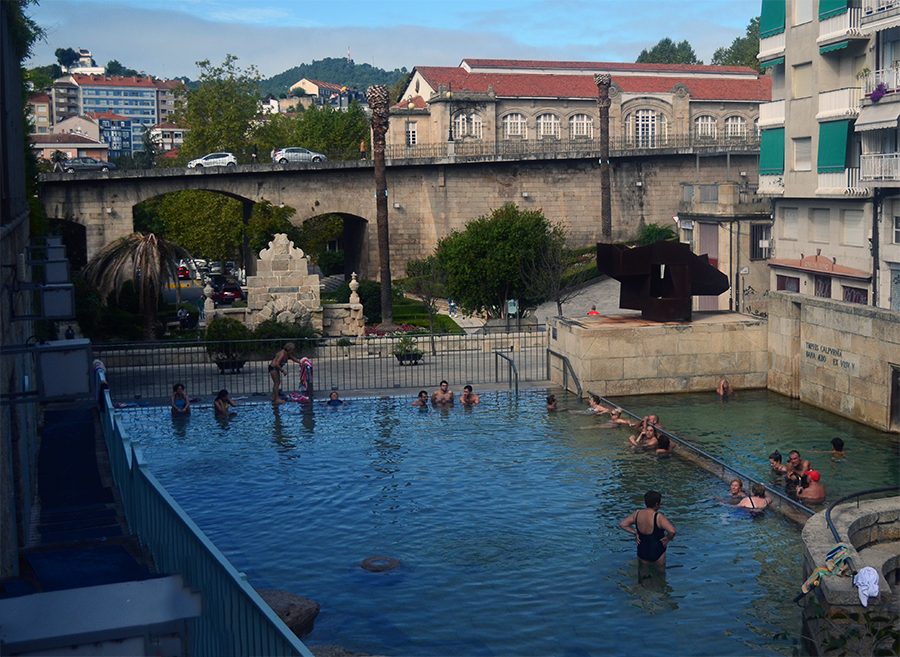 Qué ver en Ourense: As Burgas