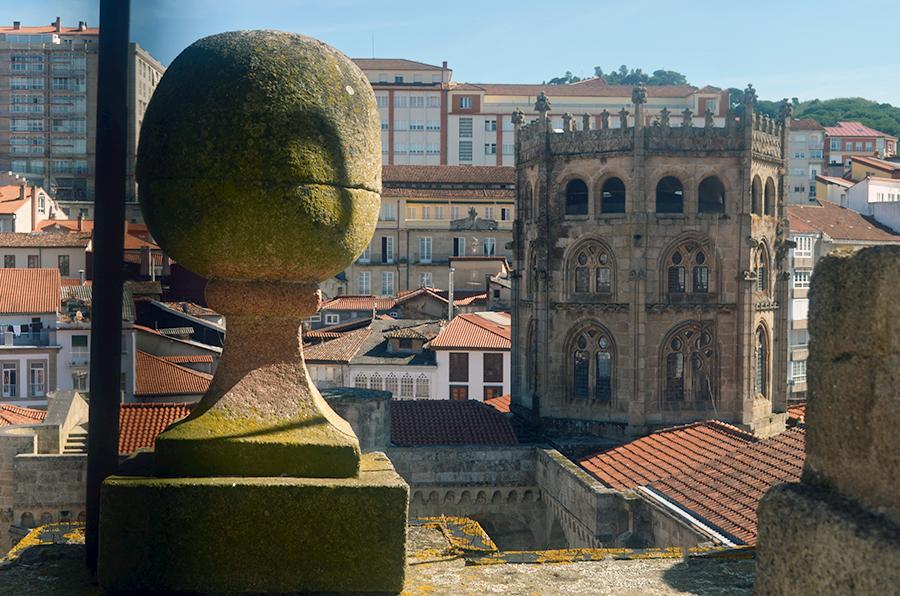 Qué ver en Ourense: Torre Campanario