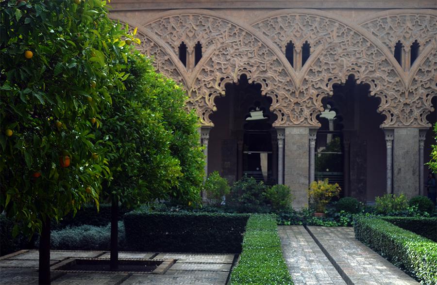Qué hacer en Zaragoza: Aljafería