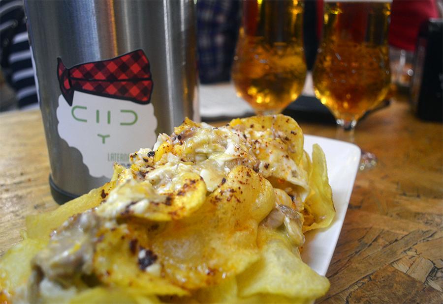 Patatas Sherry de la Ternasca