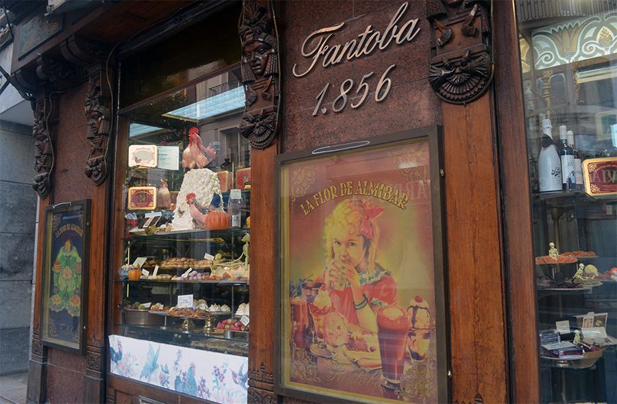 Cpnfitería Fantoba Zaragoza