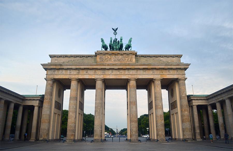 Puerta de Brandeburgo Berlín