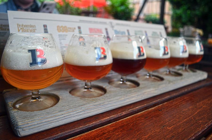 Cata de cervezas en Brauhaus Lemke