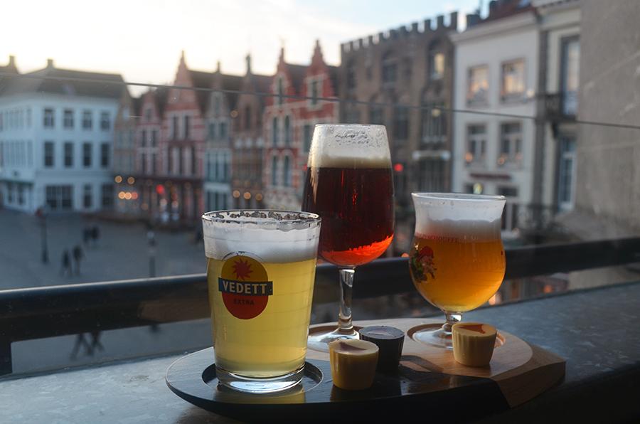 Qué hacer en Brujas - Cerveza