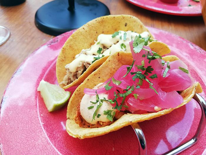 Pinxe Tacos - Comer en Las Palmas